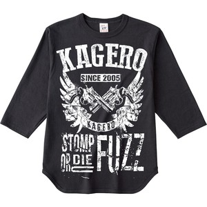 KAGERO VI 3/4 SLEEVE - BLACK