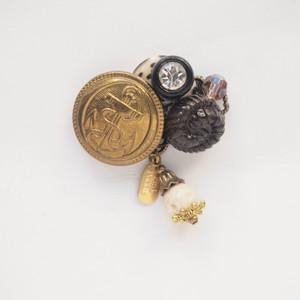 <Pin Brooch >PBR-CB3
