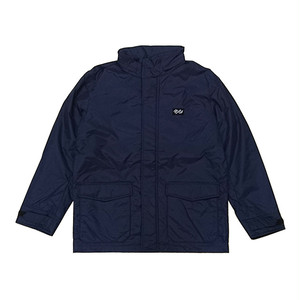 scar /////// BLOOD NYLON JACKET (Navy)