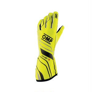 IB/770/GF ONE-S GLOVES MY2020 Fluo Yellow