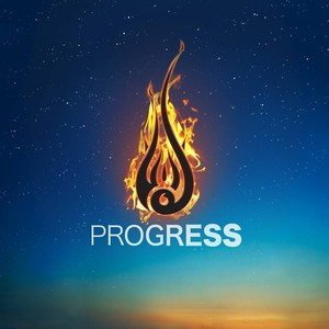 FIRE BALL-PROGRESS (LP)