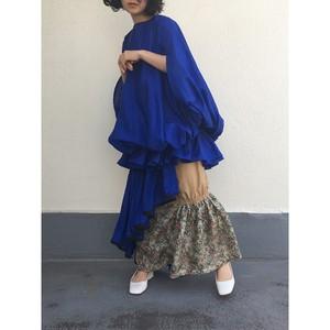 bud dress / blue