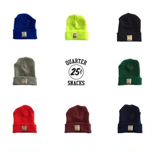 Quarter snacks Logo Beanie