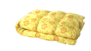 ワンエムフォー21 羽毛掛けふとん クイーン(210×210cm)2.1kg