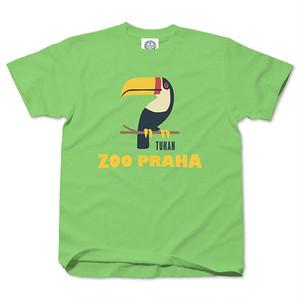 ZOO PRAHA Toucans fresh green
