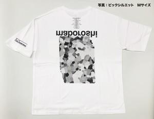 幻のツアーTシャツ【白】