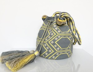 ワユーバッグ(Wayuu bag) Basic line Tote Lサイズ