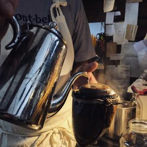 レターパック発送 カフェインレス豆 オーガニックMOCHA 200g