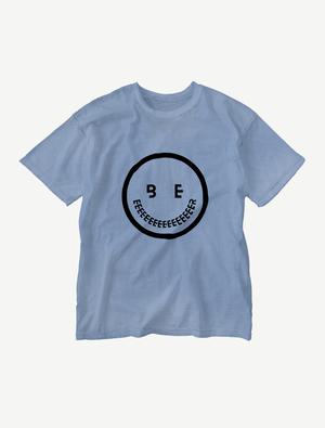 【smile】ウォッシュTシャツ(ジーパンブルー)
