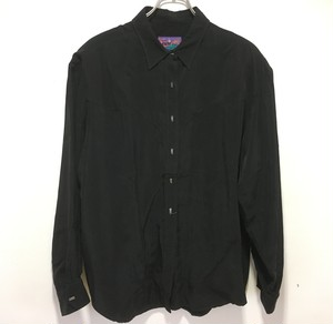 black western shirt