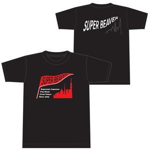 PPPPツアーTシャツ【ブラック】