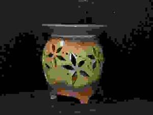 茶香炉 CH-108「花柄模様③」  先着特典対商品