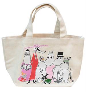 北欧雑貨 Moomin ムーミン ランチトートバッグ シュウゴウ