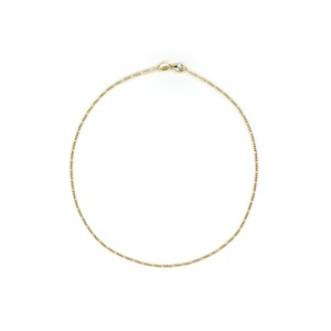 【GF1-82】18inch gold filled chain necklace