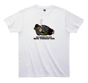 《山本周司Tシャツ》TY006/  NO SMOKE NO LIFE