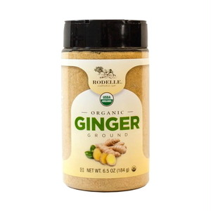 コストコ RODELLE オーガニック ジンジャーパウダー184g | Costco Organic Ginger Ground Powder 184g