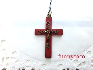 クロス(十字架)の帯飾り