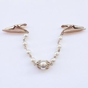 pearl sweater clip[s-162]