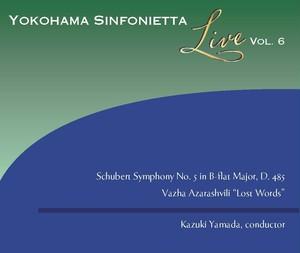 YOKOHAMA SINFONIETTA Live Vol.6
