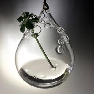 -Bubble Drop- flower vase