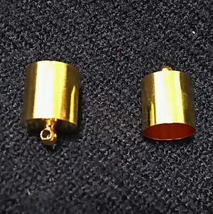 タッセルキャップ 10mmφ 金