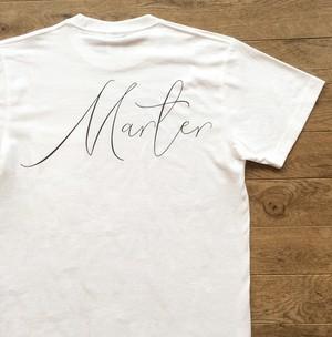 【残りわずか】Marter ポケットTシャツ