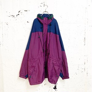 Long Nylon Jacket