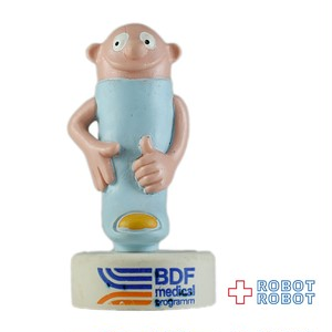 BDF メディカルプログラム ビプラトリクス プラトリクス アドバタイジング PVC フィギュア