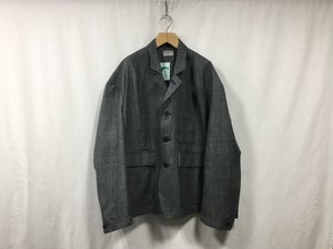 "HOMELESS TAILOR""SAMO JACKET GLEN CH"""