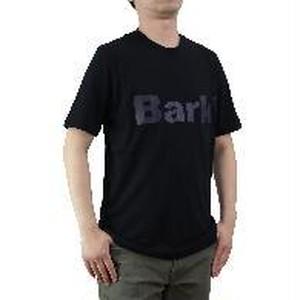 バーク Bark メンズ クルーネック 半袖 ロゴ Tシャツ 71B8715 261 BLACK ブラック サイズ(#S)
