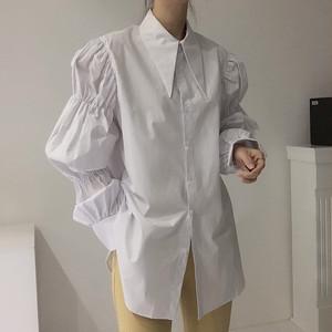パワショル長袖シャツ