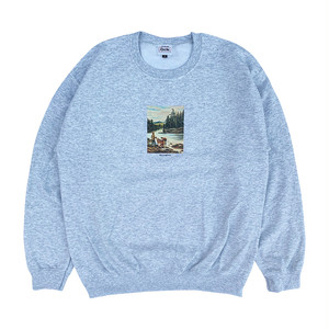 RWCHE JOURNEY SWEAT -Ash Grey-