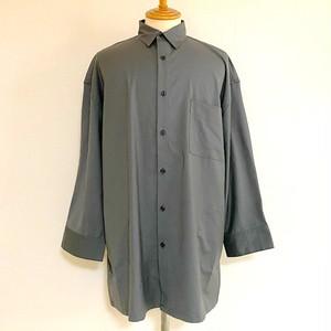T/R Super Big Shirts Charcoal