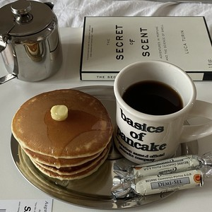 basics of pancake mug / パンケーキ マグカップ コップ レタリング 韓国 雑貨