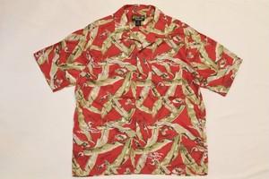 USED 90s pataloha Shirt -Large 01054