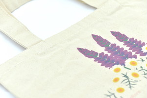 TSUBASA作「花壇」・トートバッグS・送料、税込み