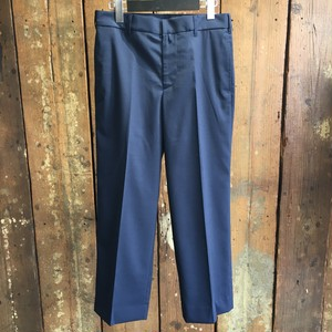 Milok ミロック / STRAIGHT TROUSERS / NAVY