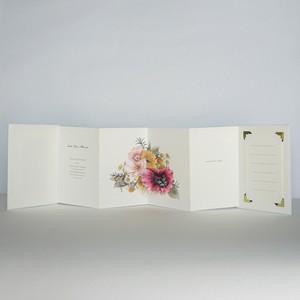 """gift book """"Gerbera"""""""