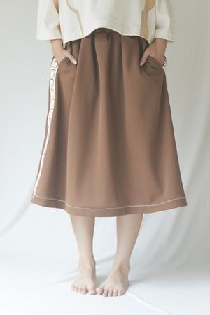 【受注商品】PANtraining-skirt ※9月末発送予定