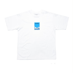 EXTRALESS Marine Exploration S/S Tee White EX19SS0001