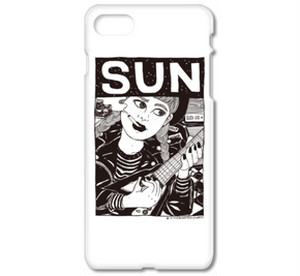 SUN GIRL-iphoneCASE