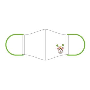 フィルター付きふっかちゃんマスク / No.146【救急隊】