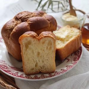 ブリオッシュミニ食パン