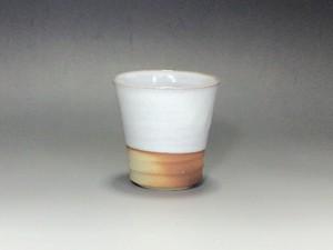 フリーカップ 白萩緋色