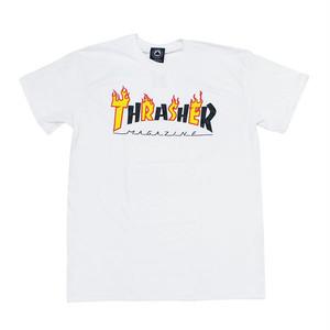THRASHER - FLAME MAG S/S TEE