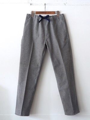 N.O.UN Spindle Melton Gray,Navy