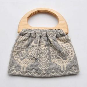 グラニーバッグ ヤノフ村の織物 (sa-2433)