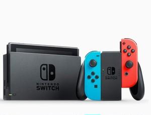 大人気!Nintendo Switch 本体 (写真)