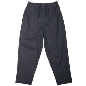 QUOLT / クオルト | CROTCH PANTS - Black