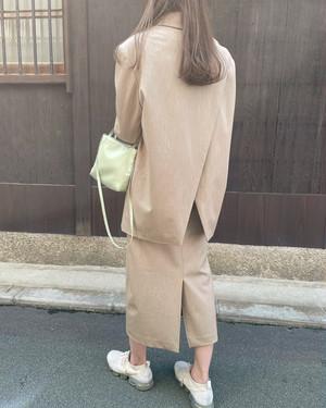 【即納】maison slit jk